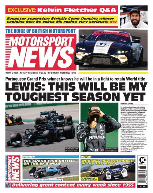 Motorsport News 2021-05-06
