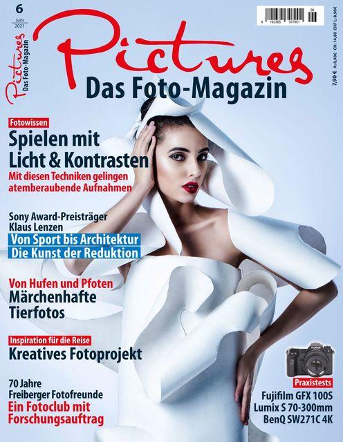 Pictures - Das Foto-Magazin 06/2021