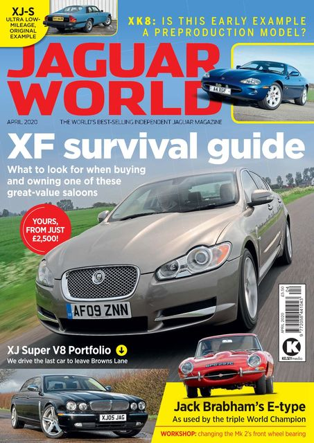 Jaguar World issue 04/ 2020