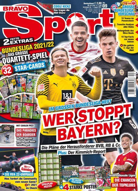 Bravo Sport Ausgabe 9/2021