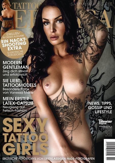 TATTOO EROTICA Ausgabe 04/2020