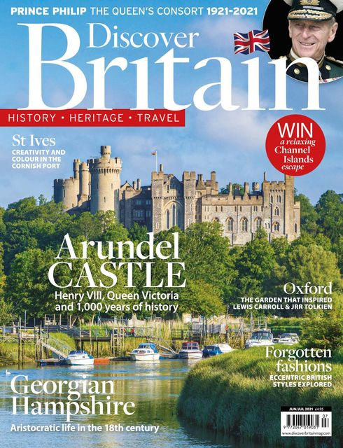 Discover Britain issue 06-07/2021