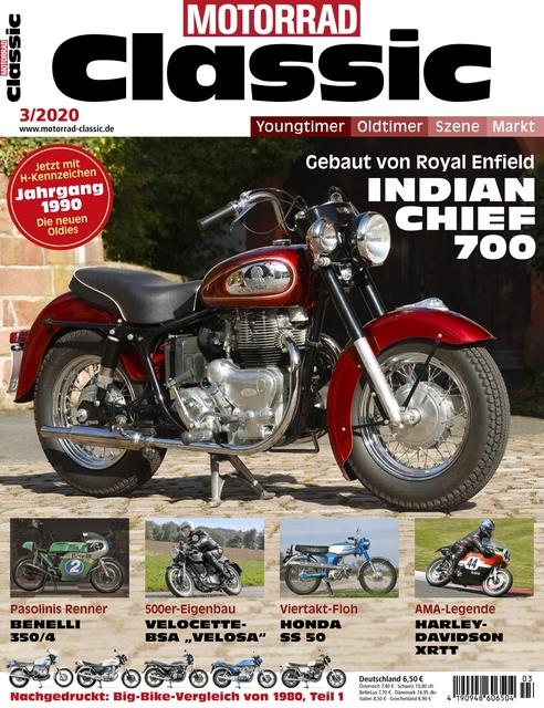 Rücklicht Lucas mit Bremslicht Funktion chrom für Harley Davidson /& Motorrad