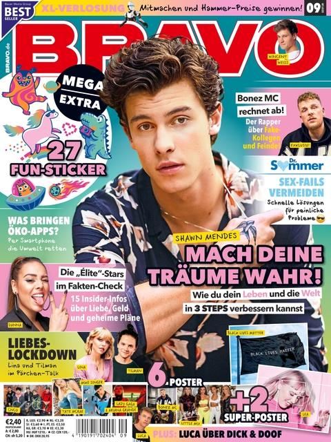 Bravo Ausgabe 9/2020