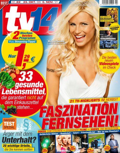 tv14 Ausgabe 22/2021