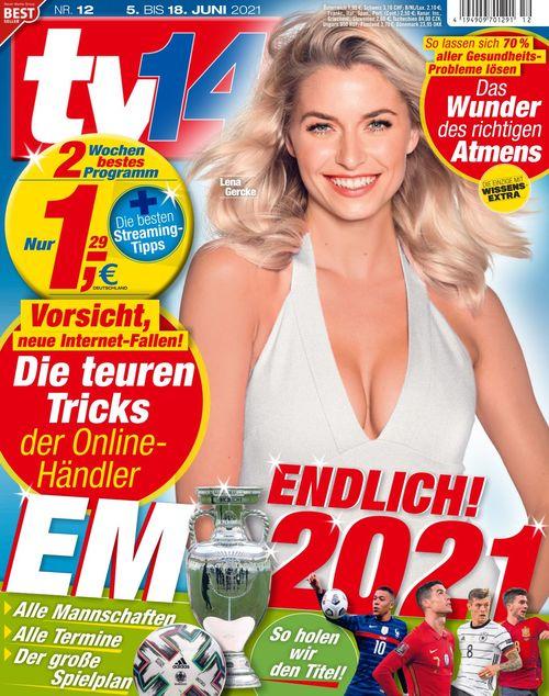 tv14 Ausgabe 12/2021