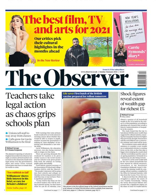 The Observer 2021-01-03
