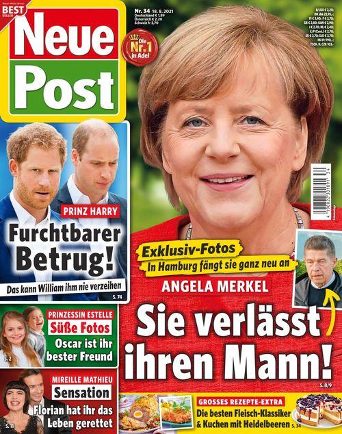 Neue Post Ausgabe 34/2021