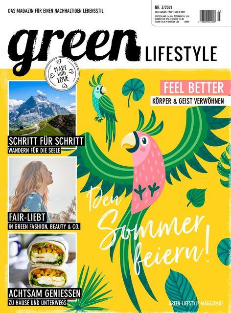 Green Lifestyle Ausgabe 03/2021