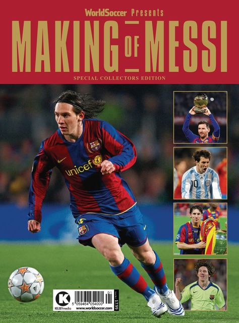 Issue 1 - Making of Messi