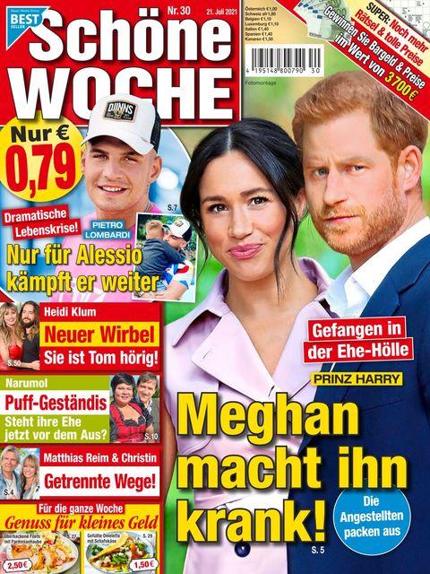 Schöne Woche Ausgabe 30/2021