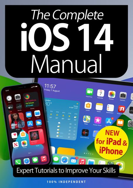iOS 14 - The Complete Manual 03/2021