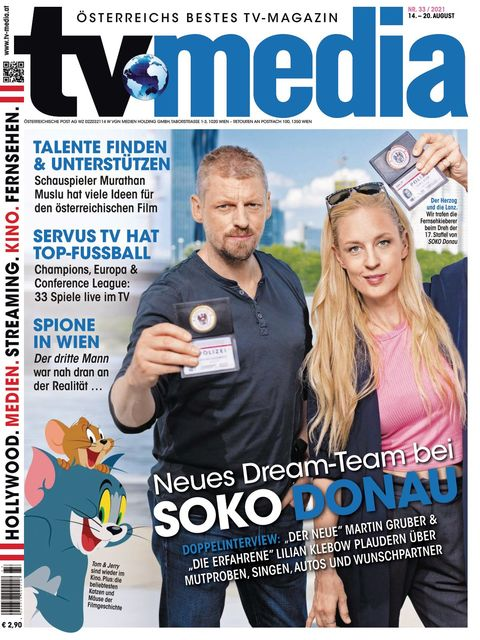 TV-Media Ausgabe 33/2021