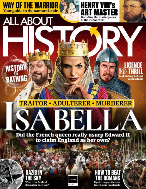 All About History issue 107