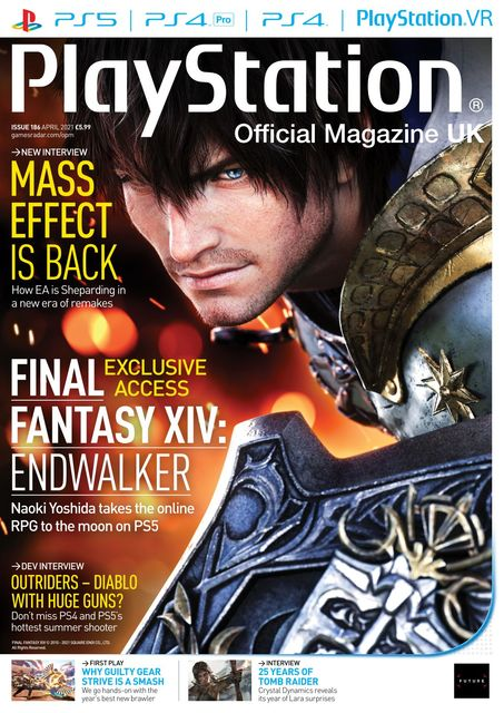 Official PlayStation Magazine 2021-03-09