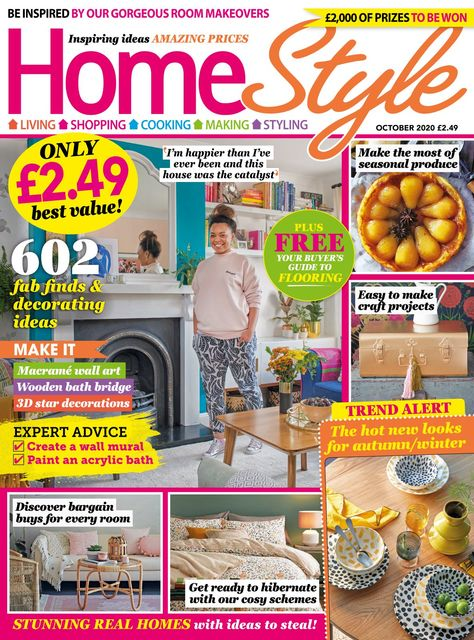 HomeStyle issue 10/2020