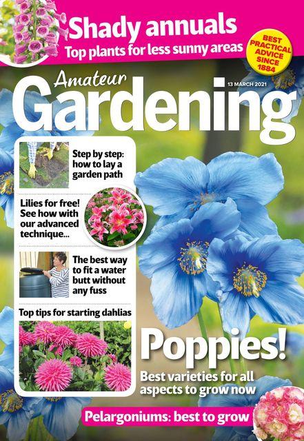 Amateur Gardening Magazine 2021-03-09