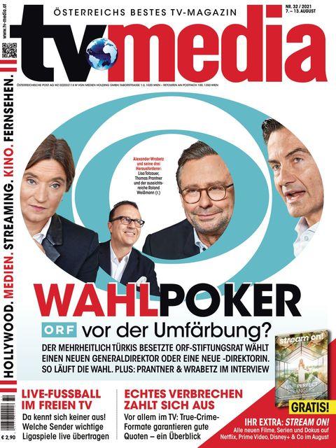 TV-Media Ausgabe 32/2021