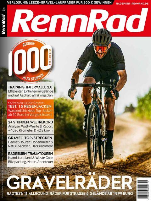 RennRad Ausgabe 10/2021