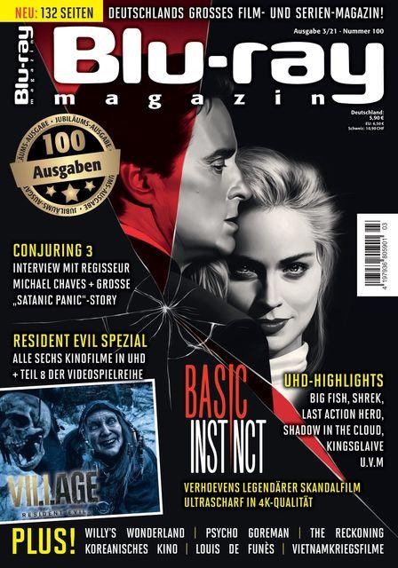 BLU-RAY MAGAZIN Ausgabe 03/2021