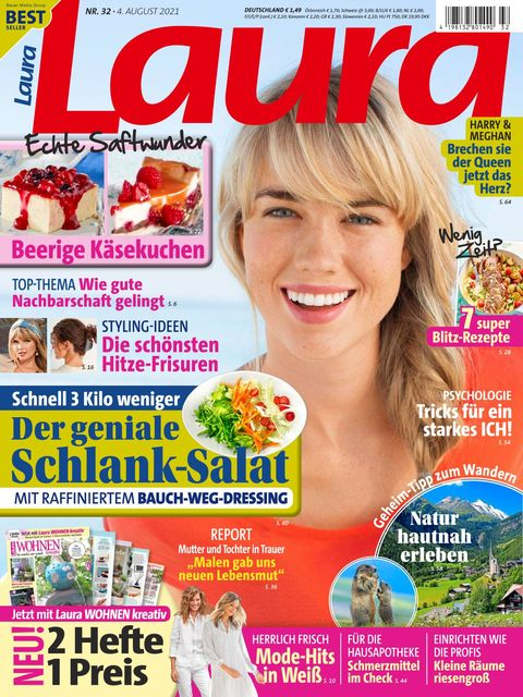 Laura Ausgabe 32/2021
