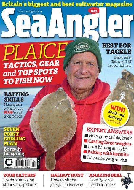 Sea Angler issue 03/2021