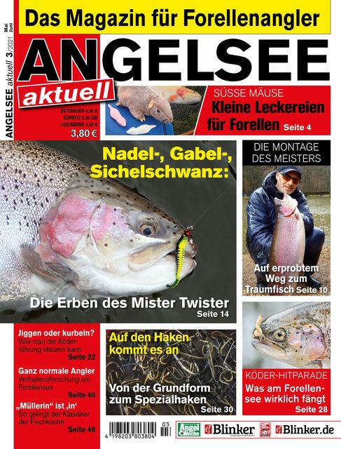 ANGELSEE aktuell 2021-04-06