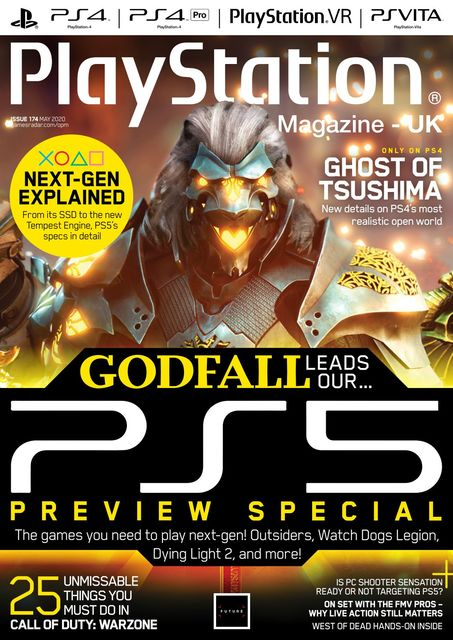 Official PlayStation Magazine 2020-04-07