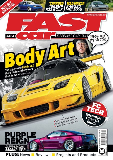 Fast Car issue 09/2020