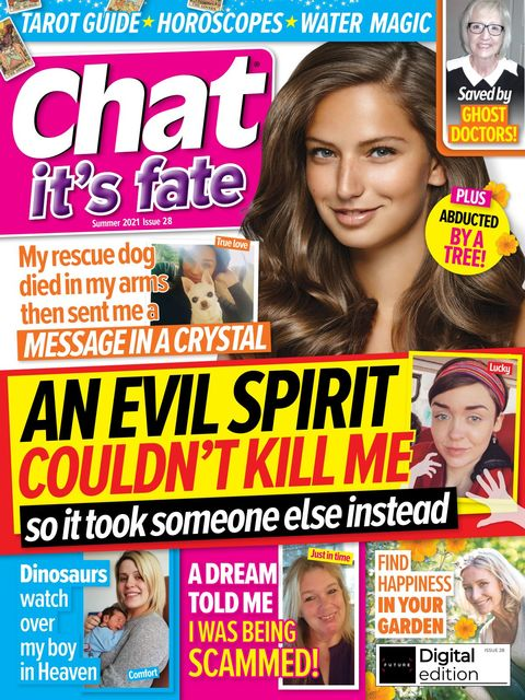 Chat It's Fate Magazine Summer issue 2021