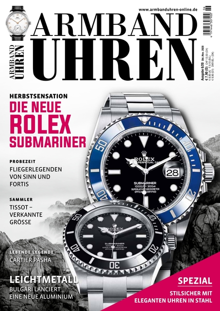 ARMBANDUHREN Ausgabe 06/2020