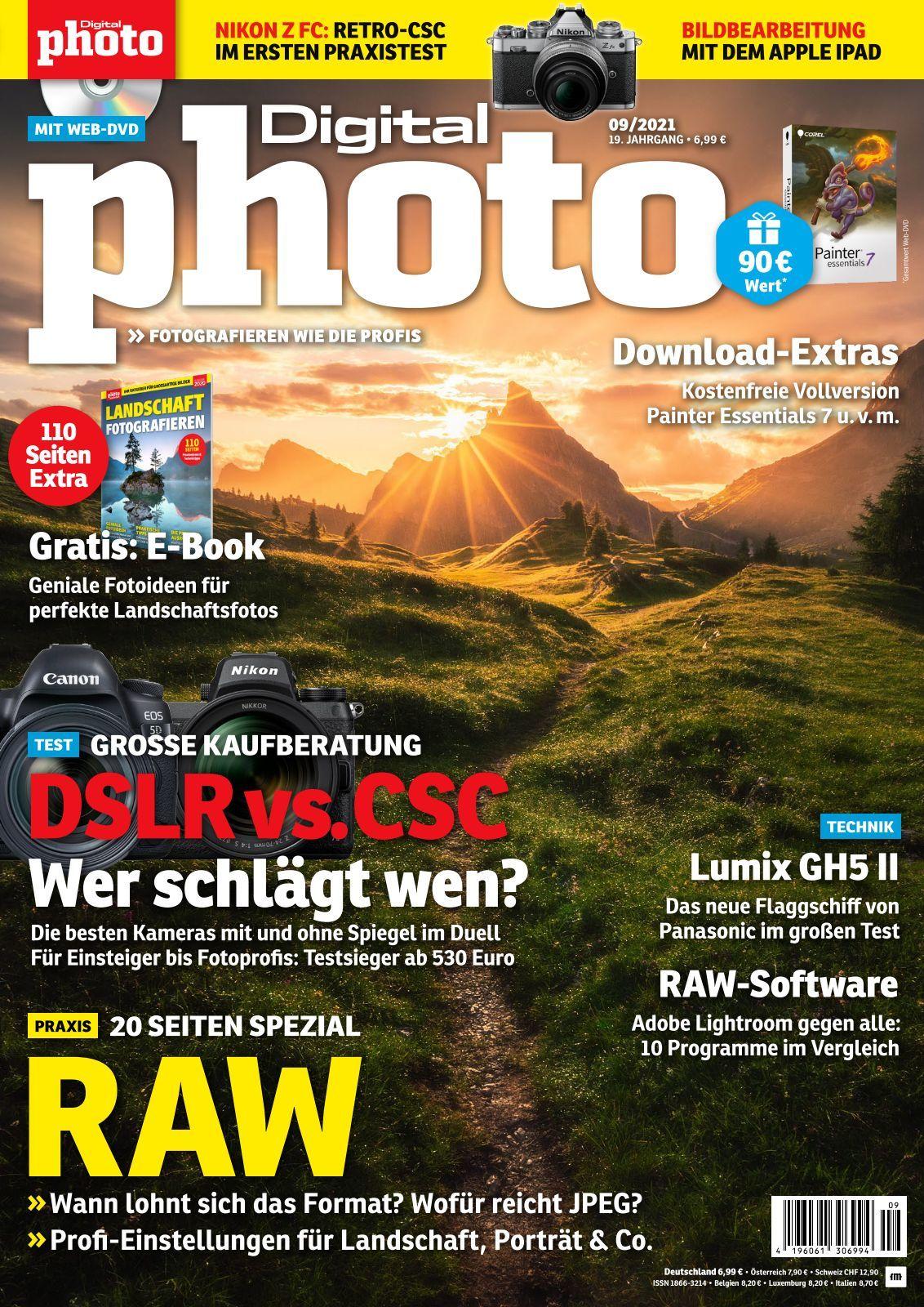 DigitalPHOTO   Ausgabe 21/21