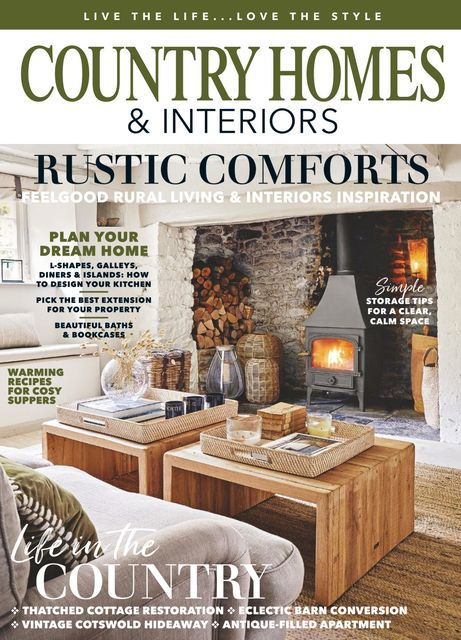Country Homes & Interiors Magazine 2021-01-07