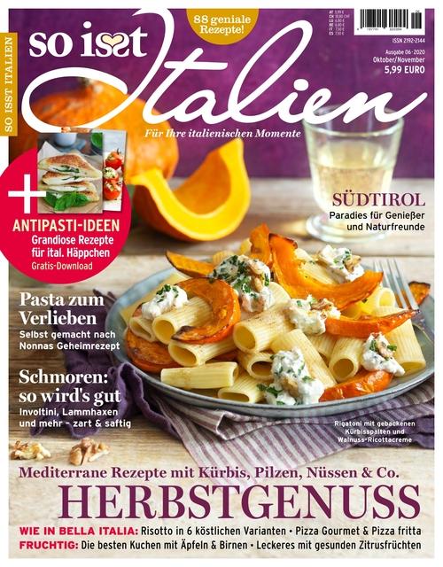 So is(s)t Italien Ausgabe 06/2020