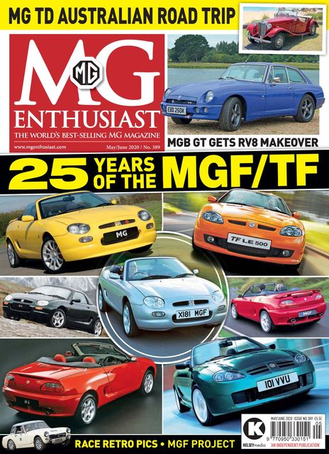 MG Enthusiast issue 05-06/2020