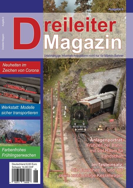 Dreileiter-Magazin Ausgabe 06/2020