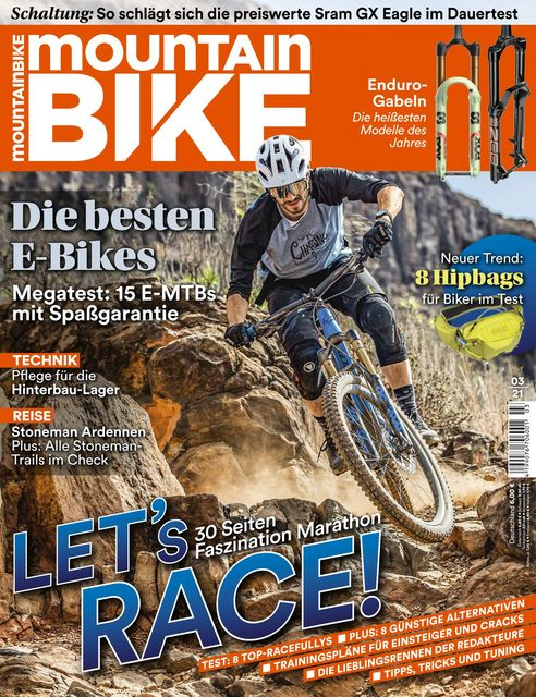 Mountainbike 2021-02-01
