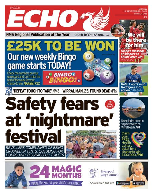Liverpool Echo 2021-09-13