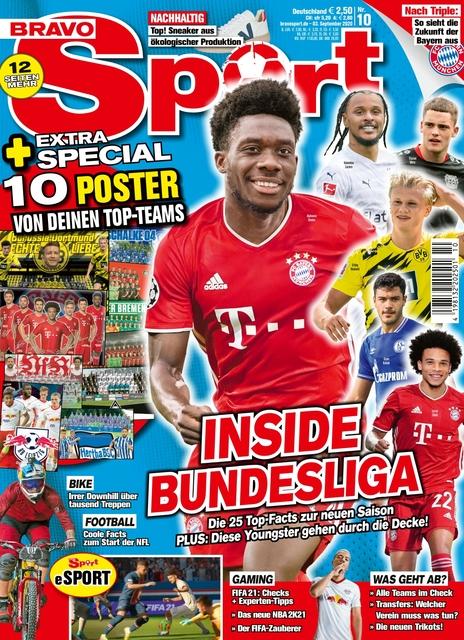 Bravo Sport Ausgabe 10/2020