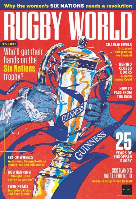 Rugby World Magazine 2020-10-06