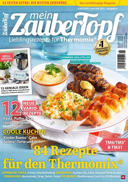 meinZauberTopf Ausgabe 04/2021