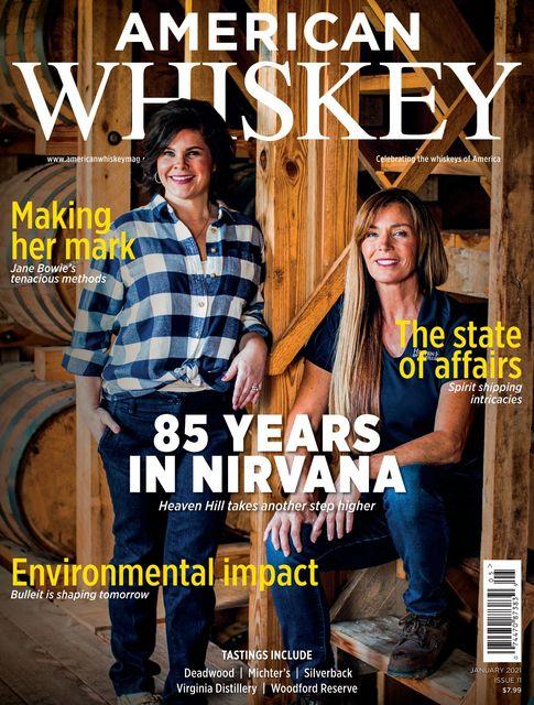 American Whiskey Magazine issue 01/2021