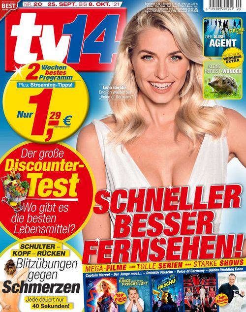 tv14 Ausgabe 20/2021