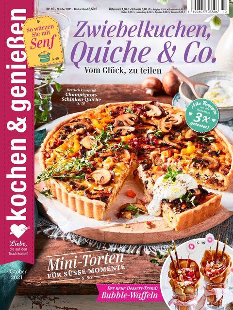 Kochen und Genießen Ausgabe 10/2021
