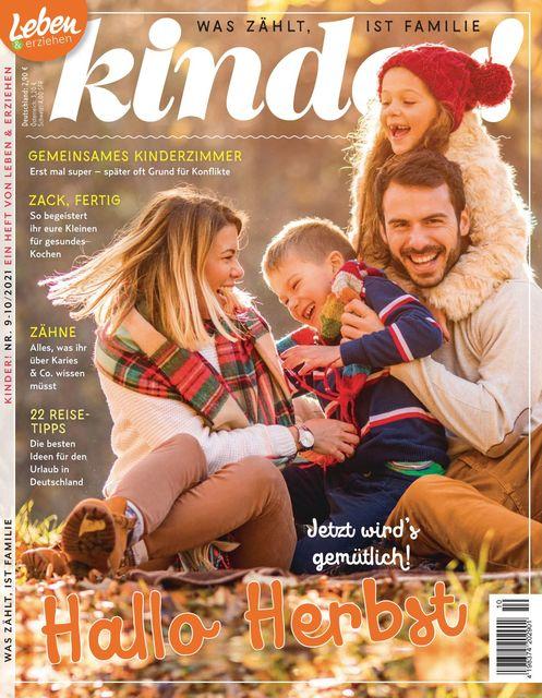 kinder! Magazin Ausgabe 09-10/2021