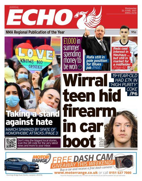 Liverpool Echo 2021-06-23