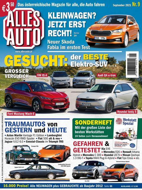 Alles Auto Ausgabe 09/2021