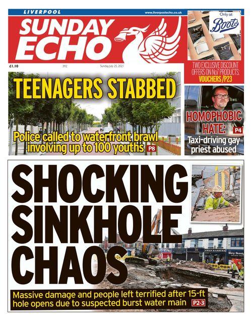 Liverpool Echo 2021-07-25