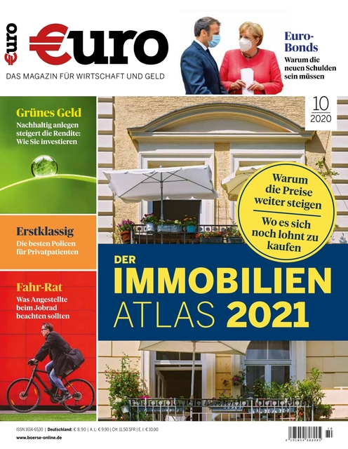 Euro Ausgabe 10/2020