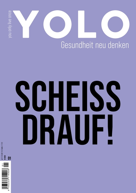 YOLO – You only live once Ausgabe 01/2020